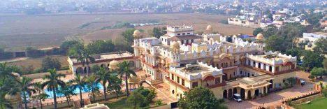 Bharatpur © Hotel Laxmi Vilas Palace