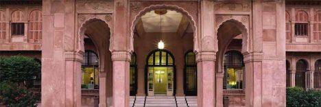 Bikaner © The Lallgarh Palace Heritage Hotel