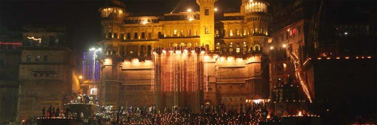 Hoteltipp Varanasi © Brijrama Palace Hotel