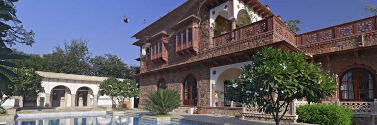 Hoteltipp Jaipur © Hotel Khas Bag