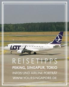 Lot Polish Airlines im Porträt © www.yoursingapore.de
