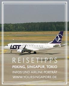 Lot Polish Airlines im Porträt © www.yoursingapore.de