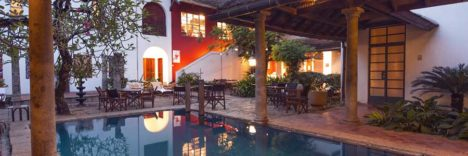 Hoteltipp Malabar House © Malabar Escapes