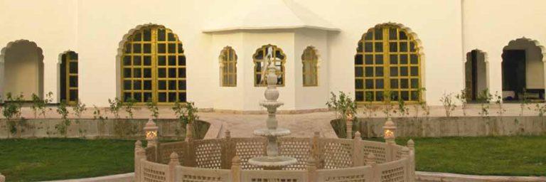 Mandawa © Hotel Udai Vilas Palace