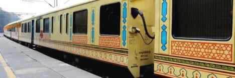 Palace on Wheels © Royal Indian Trains