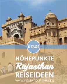 Rajasthan Rundreise Deluxe Delhi, Jaipur und Agra © B&N Tourismus