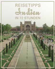 Stopover in Indien © B&N Tourismus