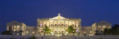 Hoteltipp Taj Falaknuma Palace Hyderabad © The Indian Hotels Company Limited