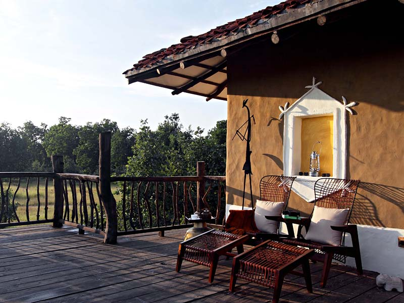 Samode Safari Lodge Bandhavgarh National Park (Madhya Pradesh, Indien)
