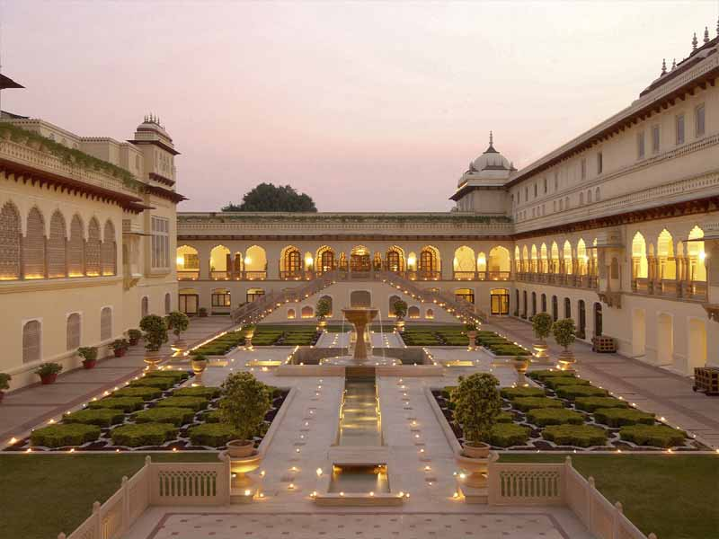 Rambagh Palace Jaipur © The Indian Hotels Company Limited